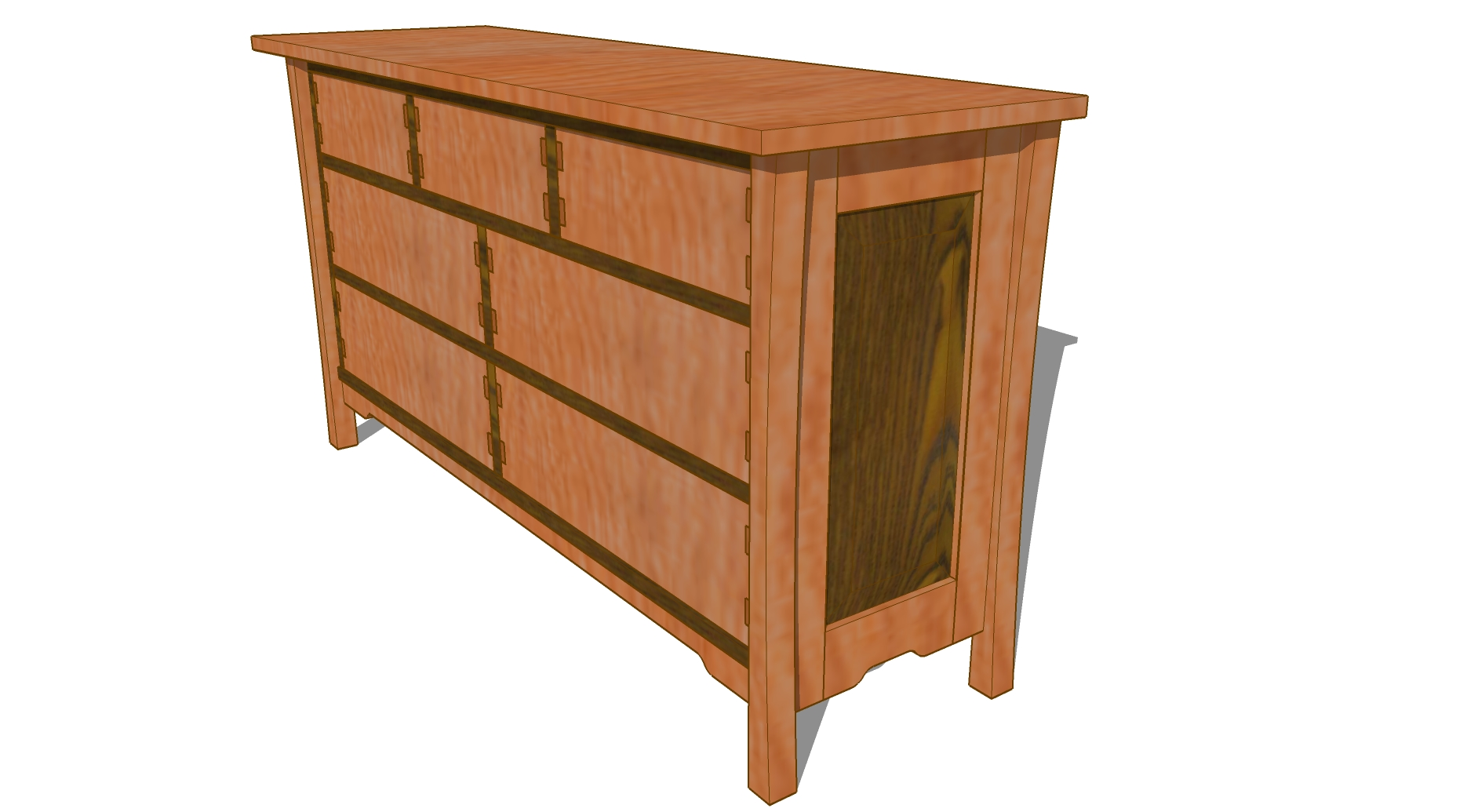 Designing A New Dresser For Our New Son