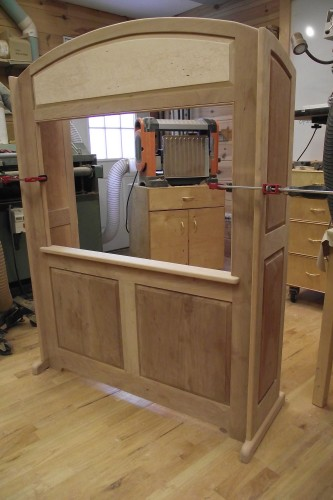 How to build puppet theater plans pdf plans for Build in stages house plans
