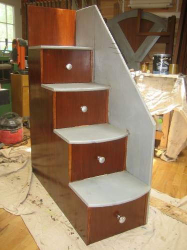 stairs complete - Bunk Bed With Stairs